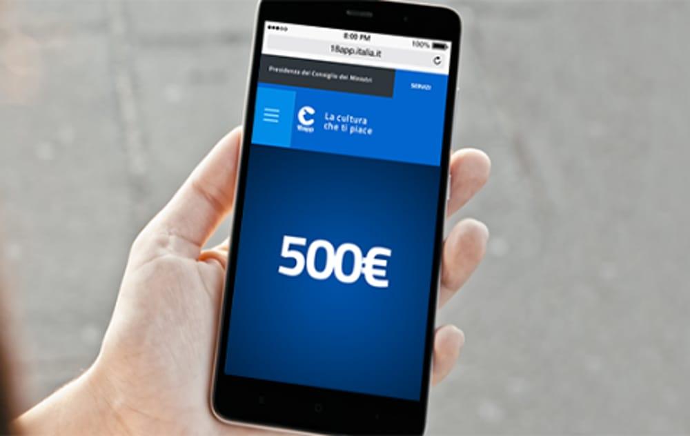 bonus cultura di 500 euro