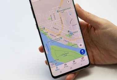 Funzione tachimetro in google maps