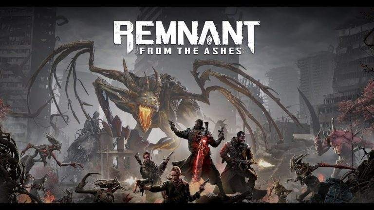 Remnant from the ashes discord