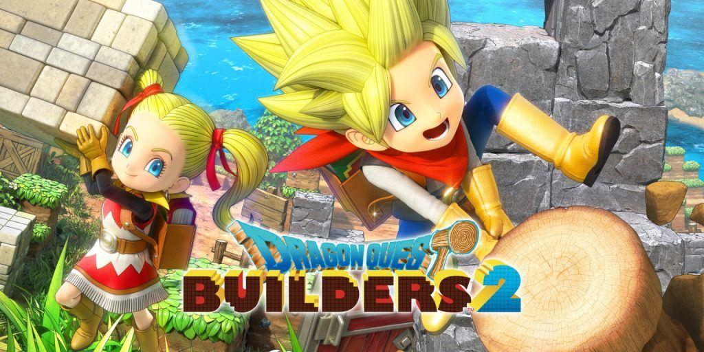 Dragon Quest Builders 2 gamepass