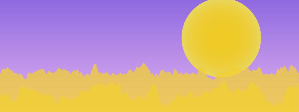 Esempio di immagine su MusicScape