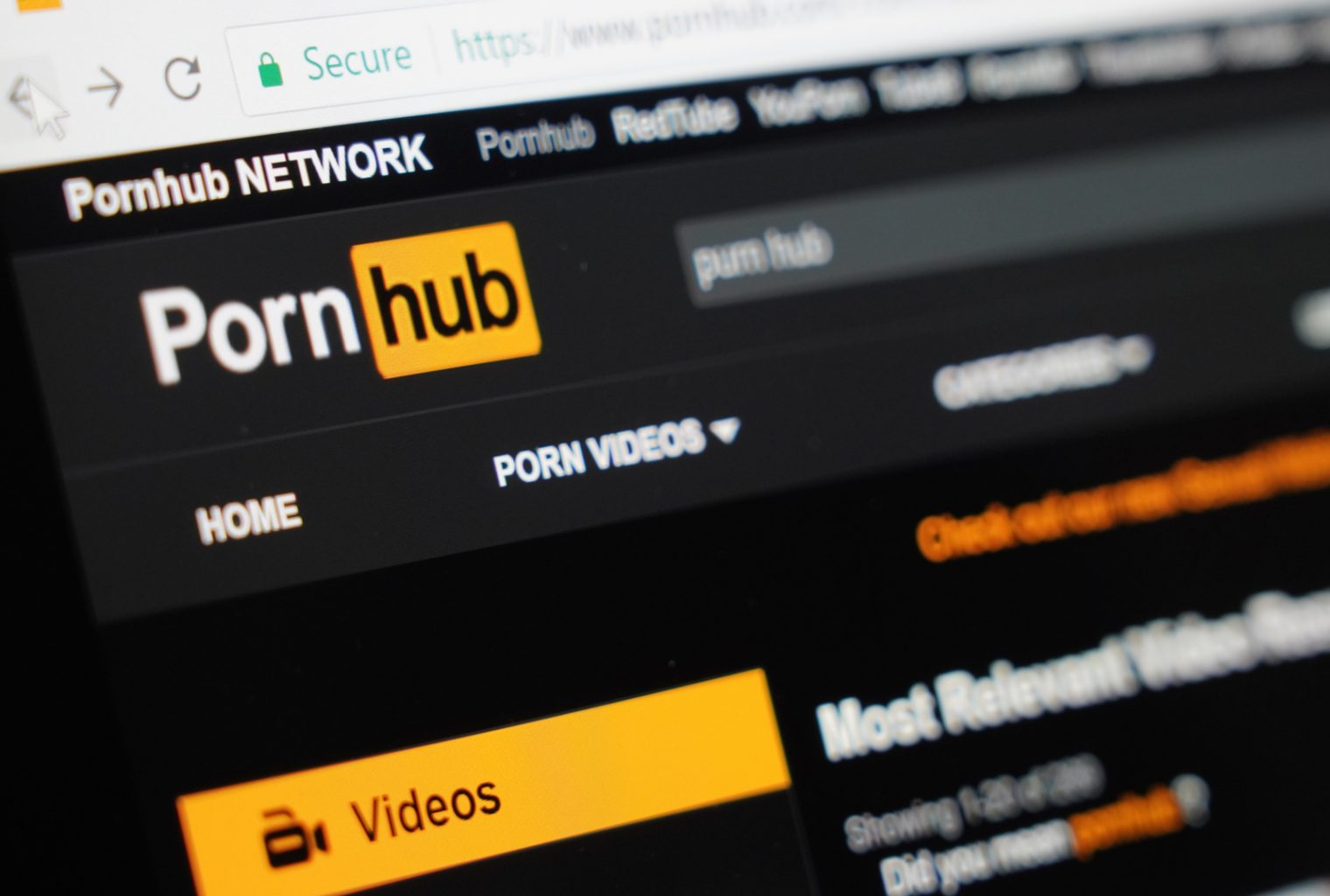 Pornhub Website Russia