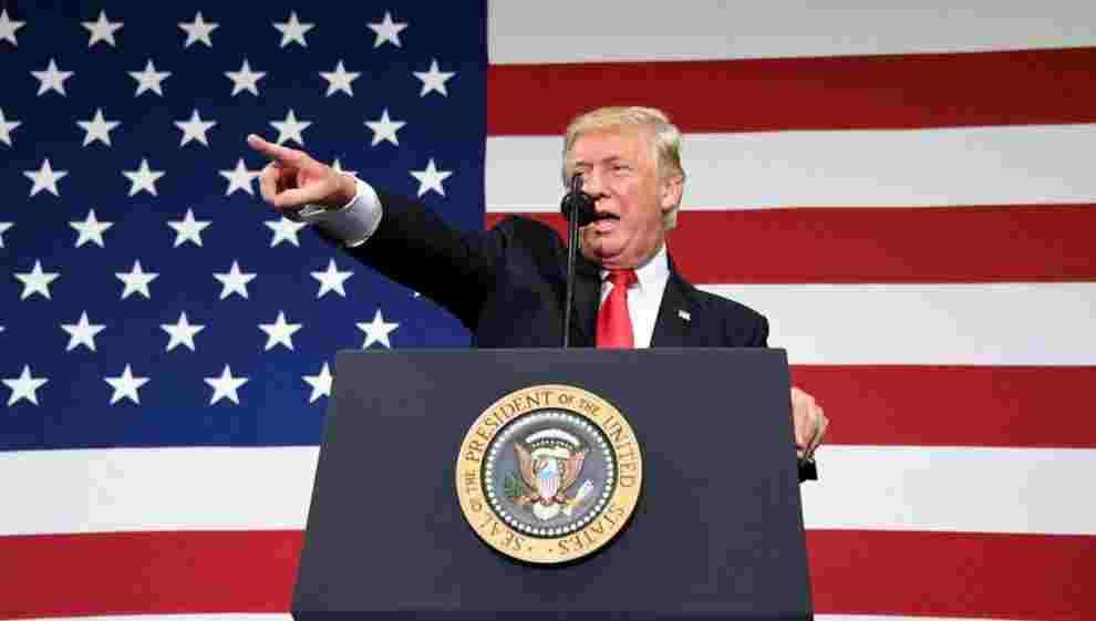 Donald Trump accusa i videogiochi delle sparatorie in America