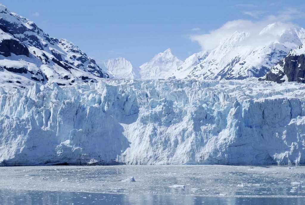 Scioglimento ghiacciai Alaska estate 2019