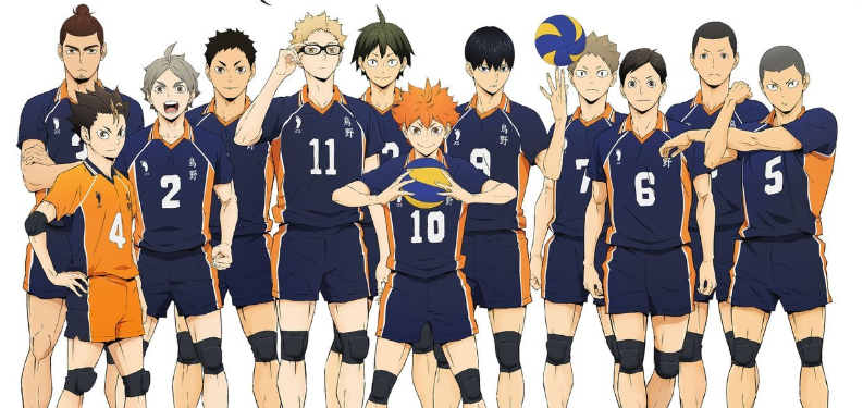 Haikyu!! - Haikyu - season 4 - season four part 2