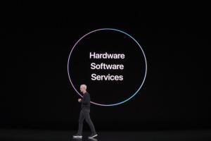 Apple Keynote 2019