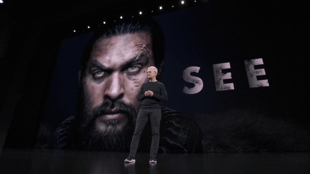Apple TV See