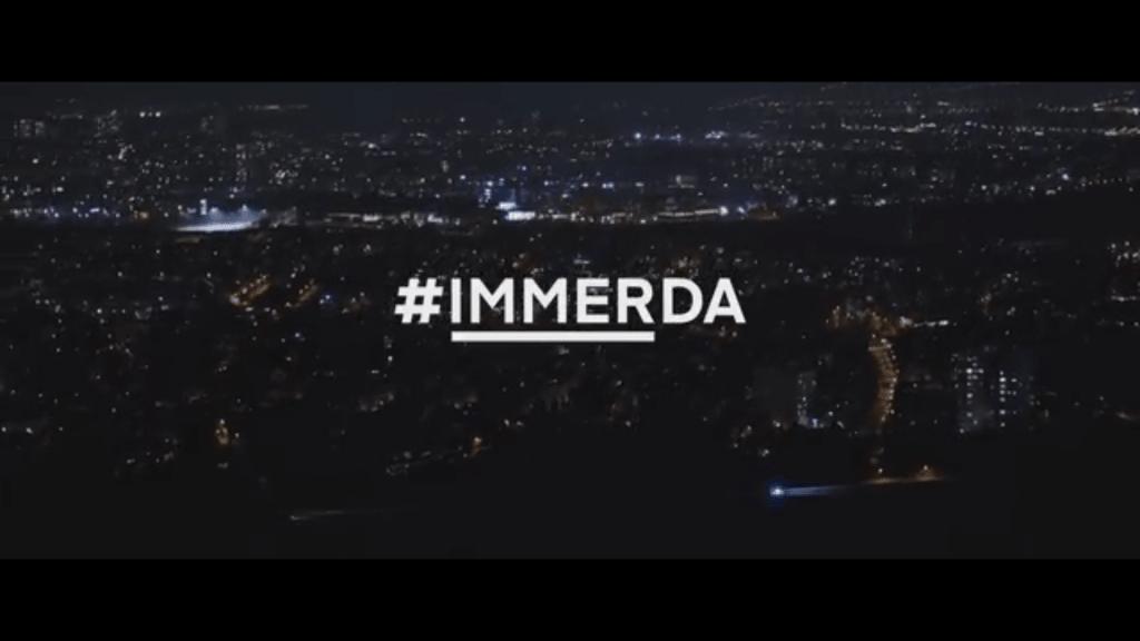 #Immerda