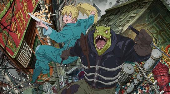 Dorohedoro Manga ganha novo capítulo 17 meses após o final da história