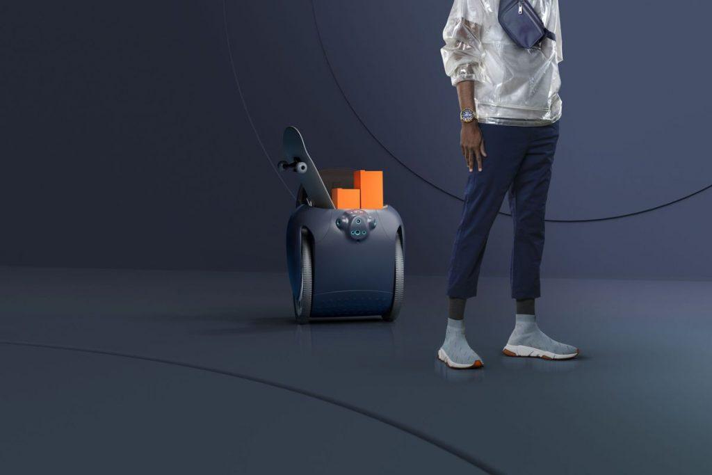 Piaggio Gita Robot