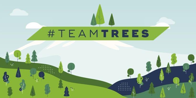 MrBeast TeamTrees