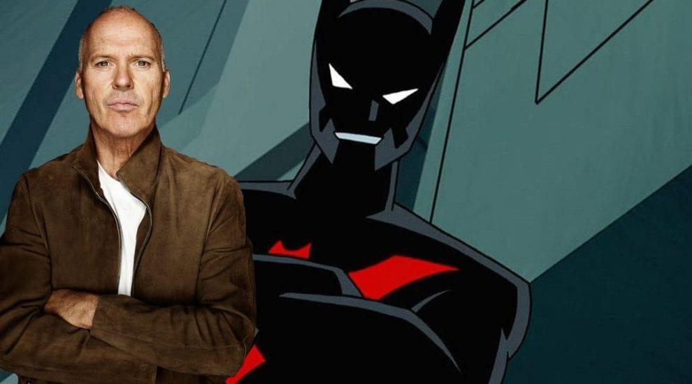 Michael Keaton Batman Beyond