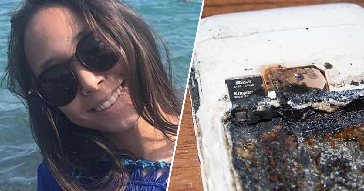 Batteria esplode uccidendo ragazza