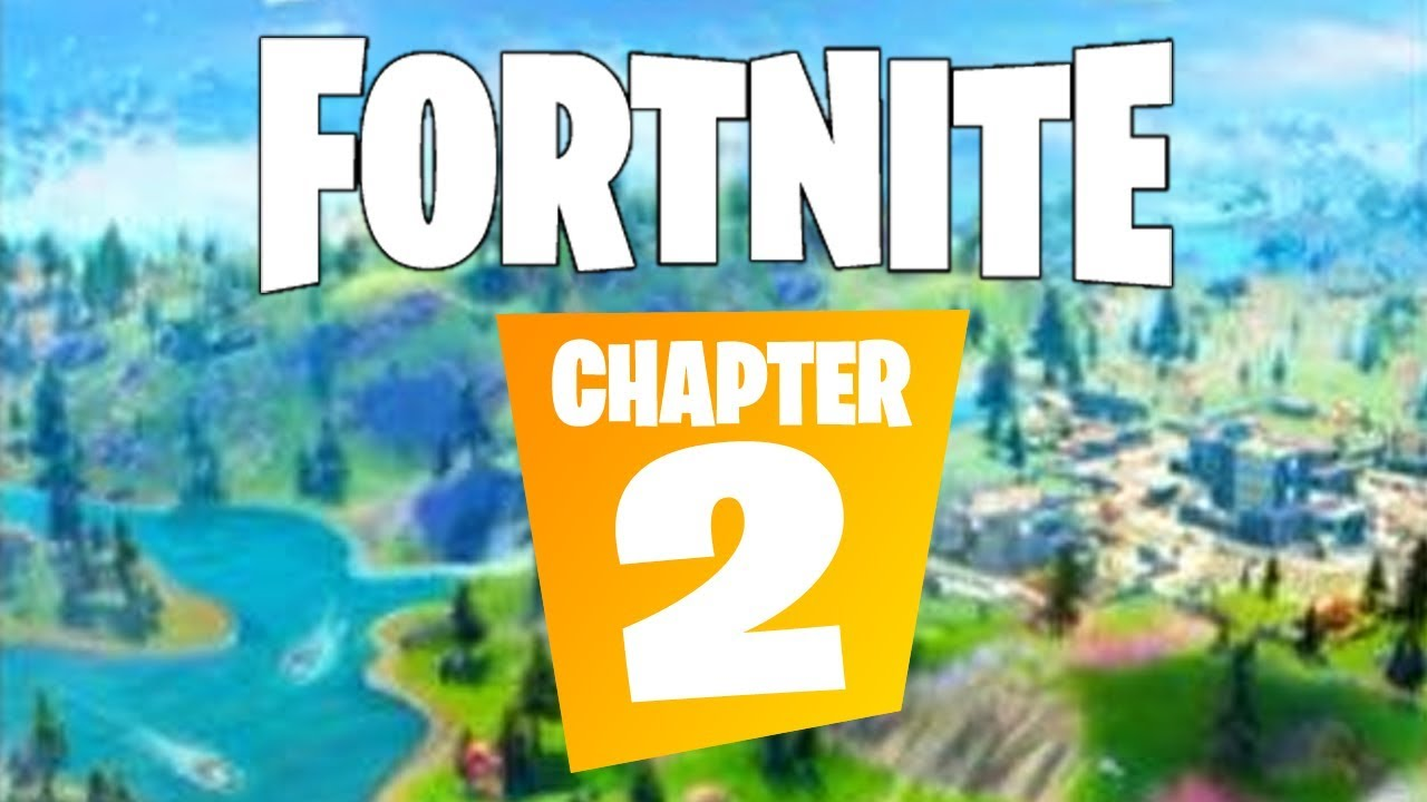 Fortnite Chapter 2