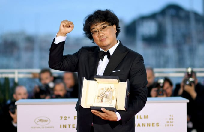 premio oscar bong joon-ho al lavoro su un film d'animazione