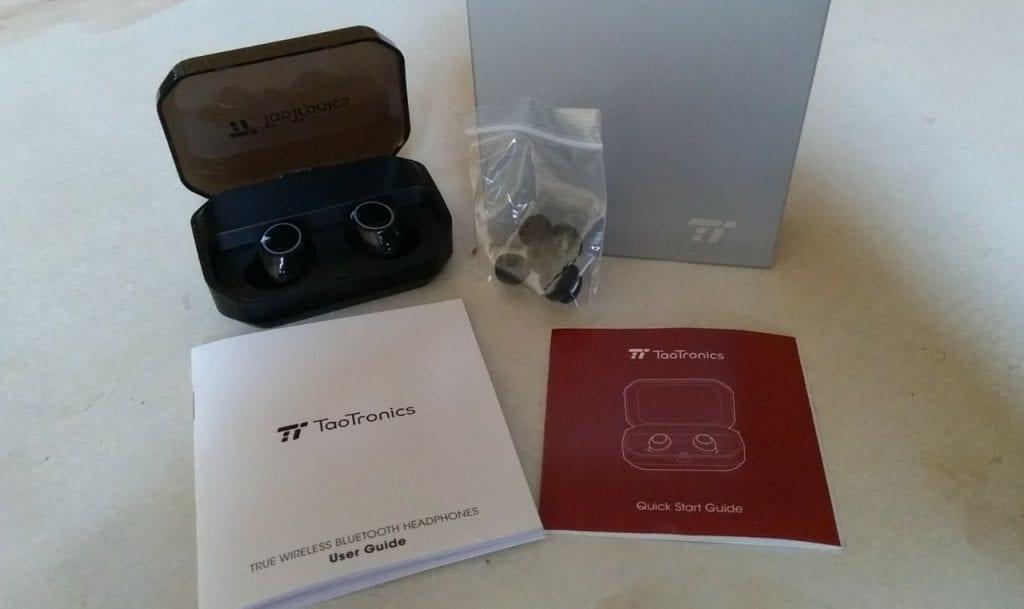 TaoTronics TT-BH052 confezione