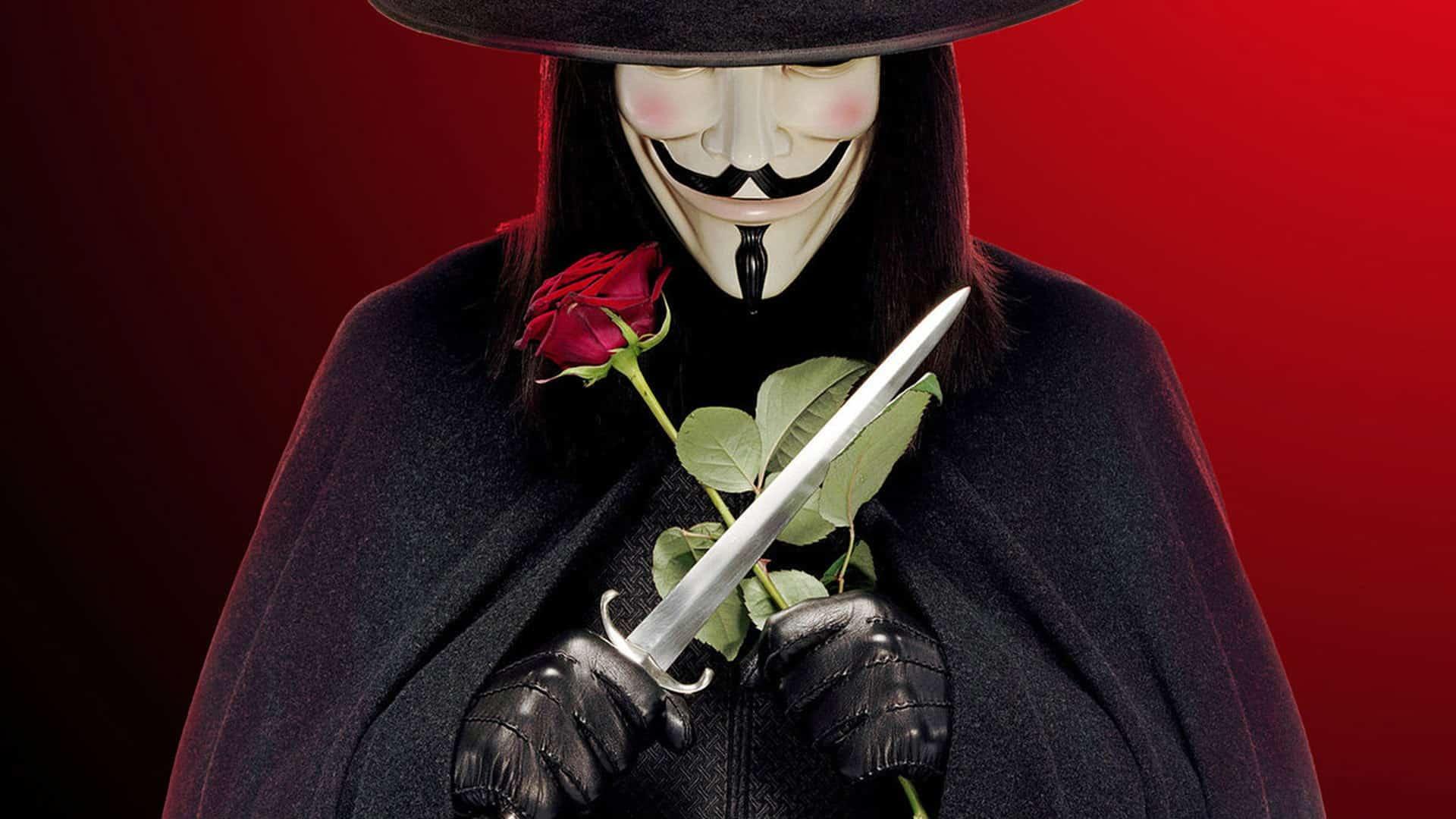 V per Vendetta Film