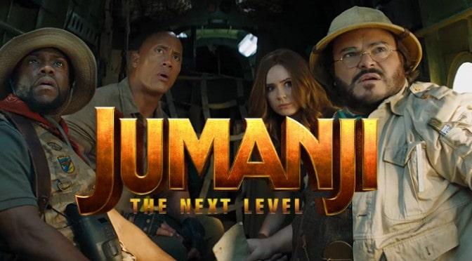 Jumanji – The Next Level streaming film ita altadefinizione