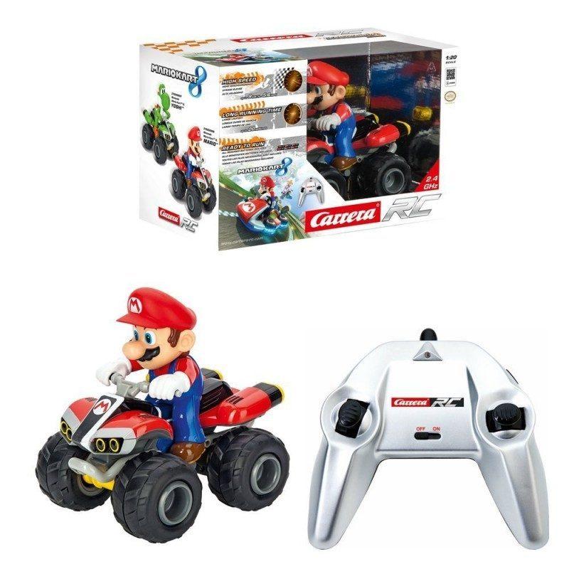 Mario Kart Quad