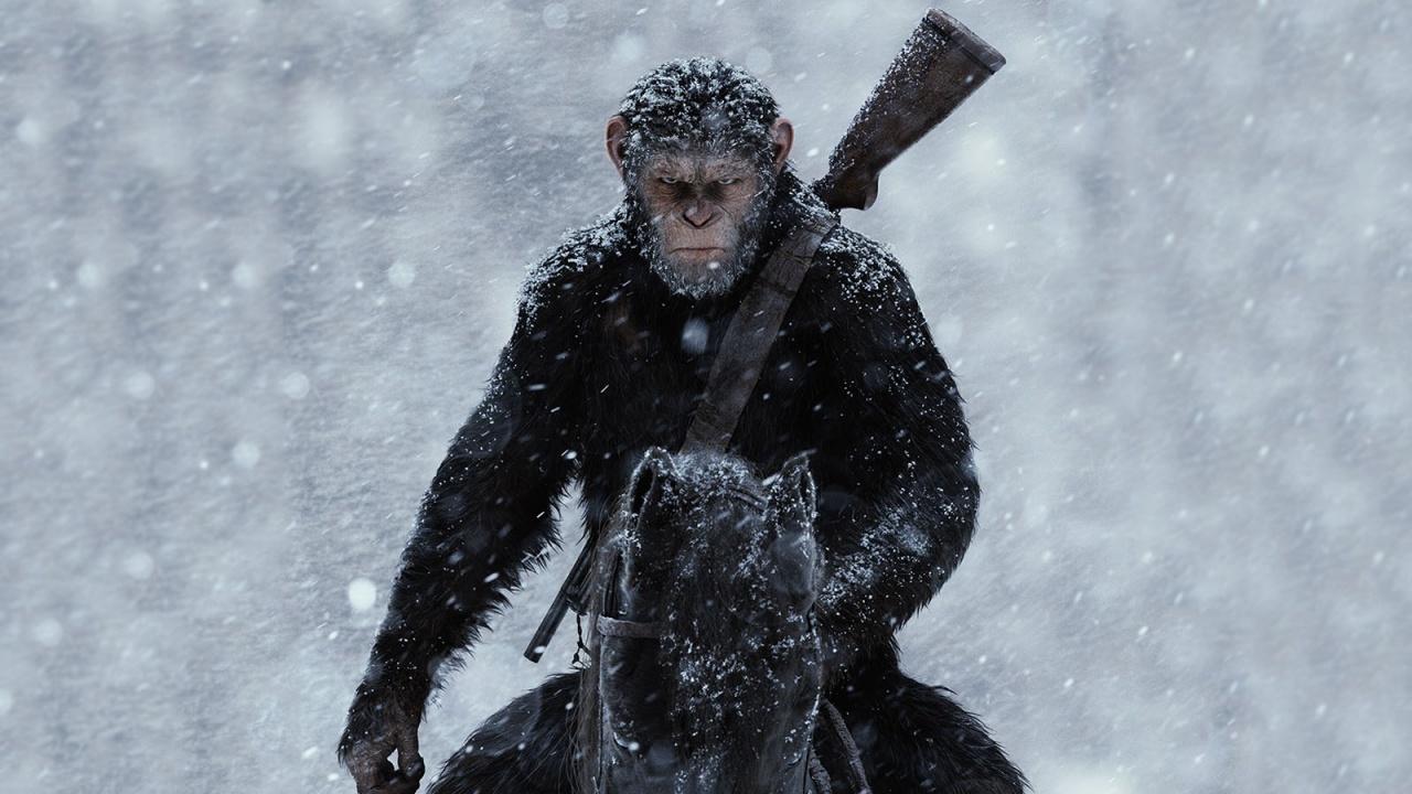 Il pianeta delle scimmie