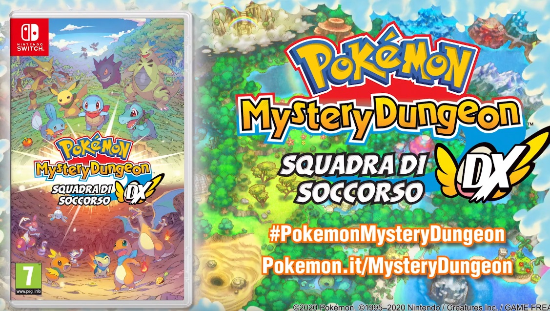 mistery dungeon