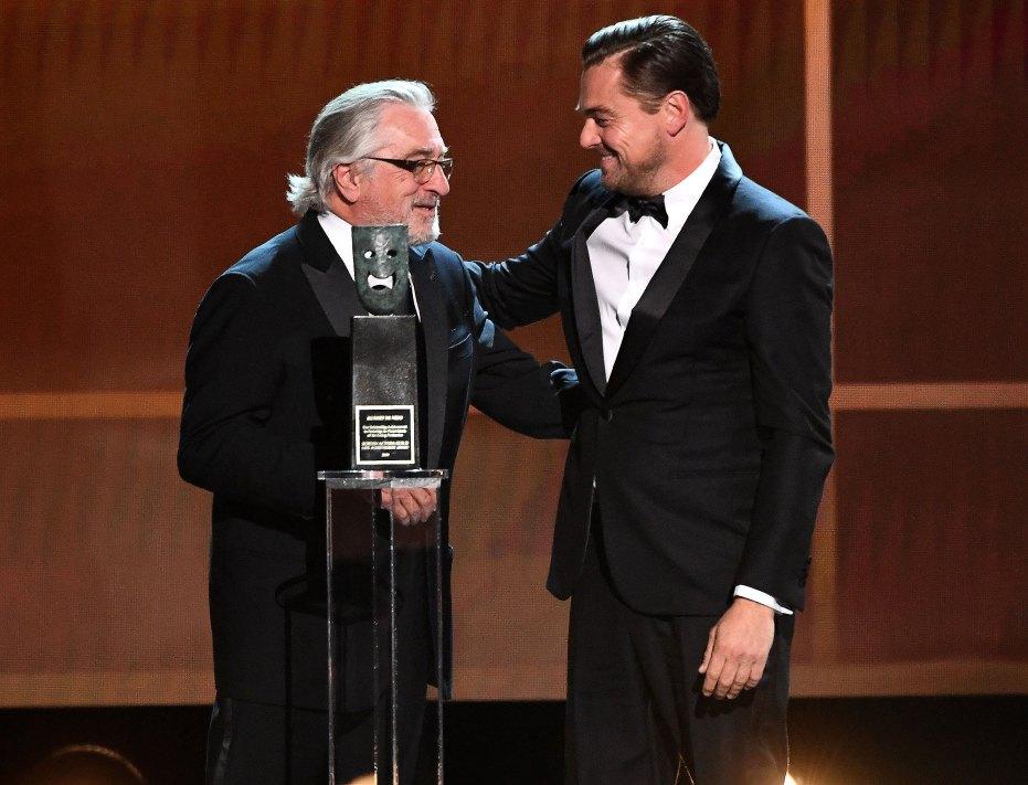 DiCaprio De Niro
