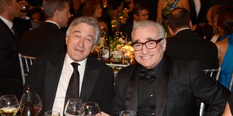 DeNiro Scorsese