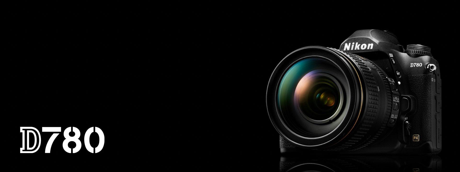 Immagine di presentazione della Nikon D780