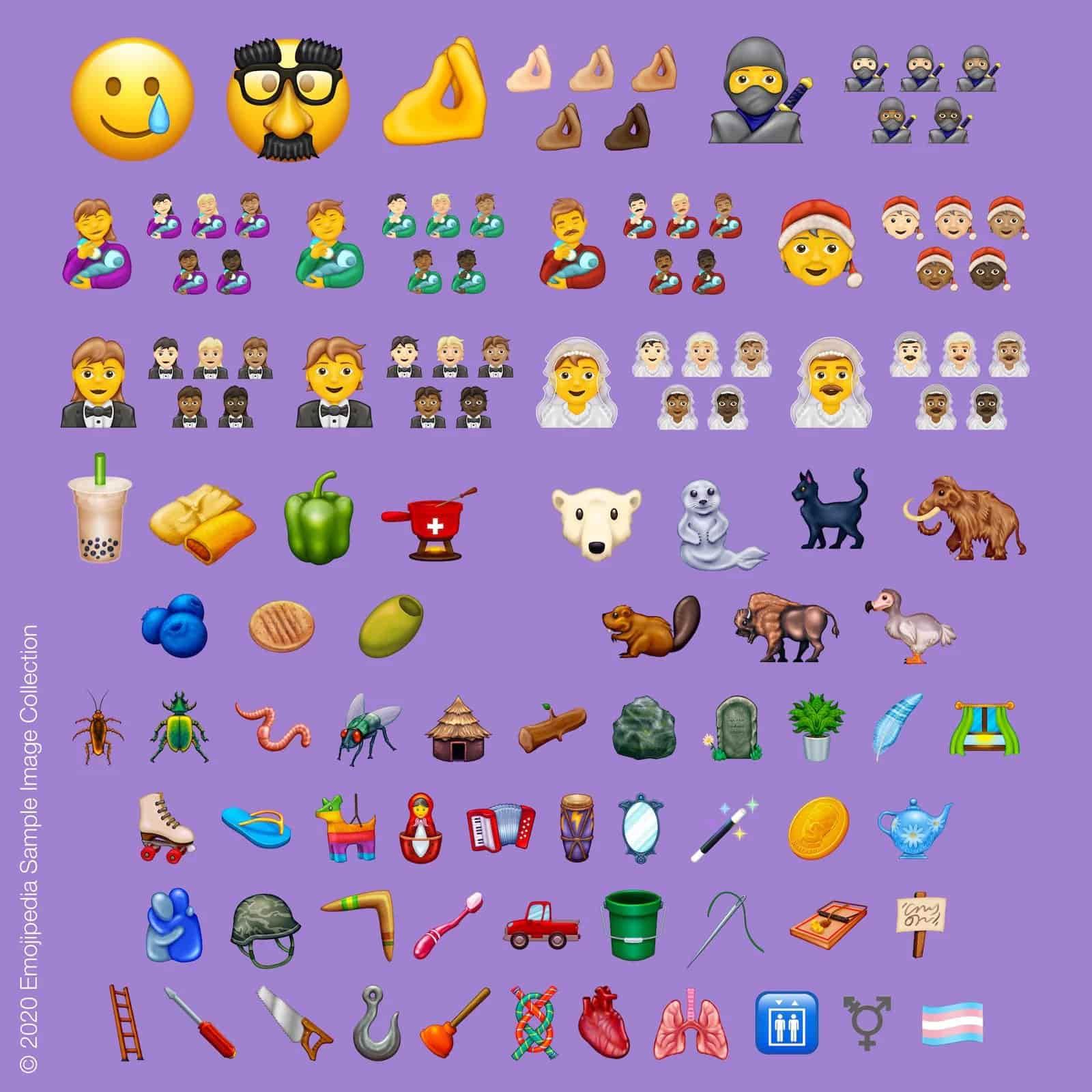Emoji 2020 Mano