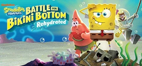 spongebob remastered