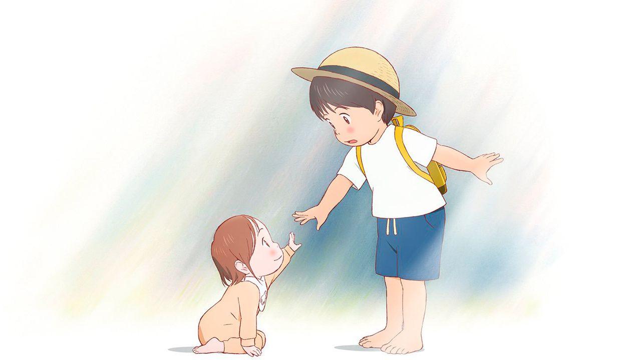 Mamoru Hosoda - Mirai