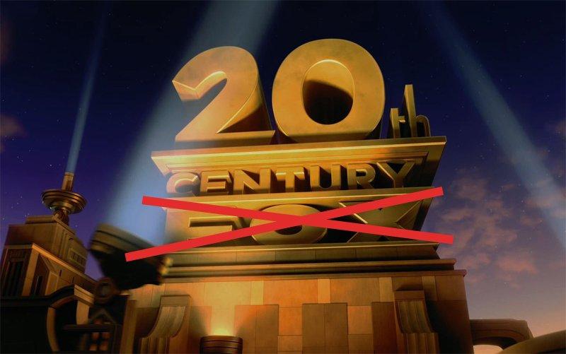 Addio 20th Century Fox, Disney cambia nome e logo