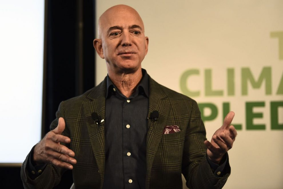 Jeff Bezos Earth Fund