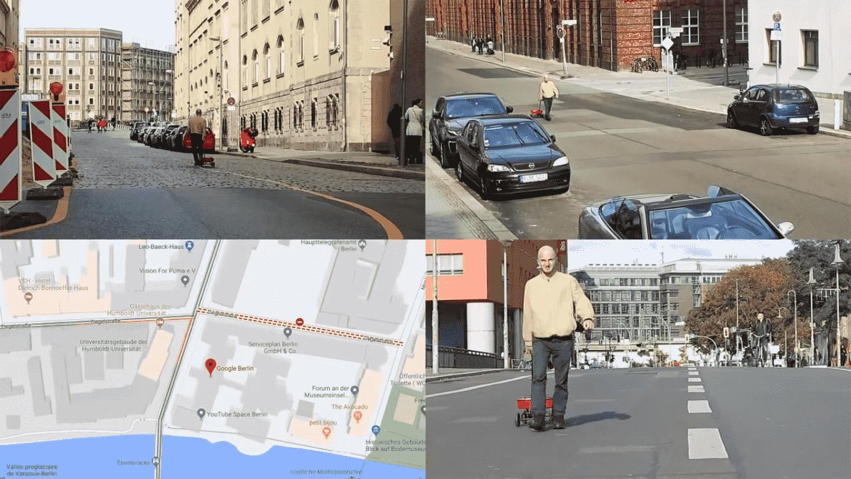 Google Maps Fake Traffic
