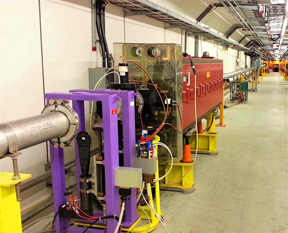 LEGO CERN Motore