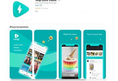 Tangi Google App iOS