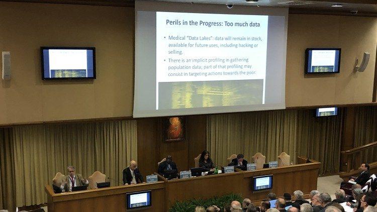 AI Vaticano Papa