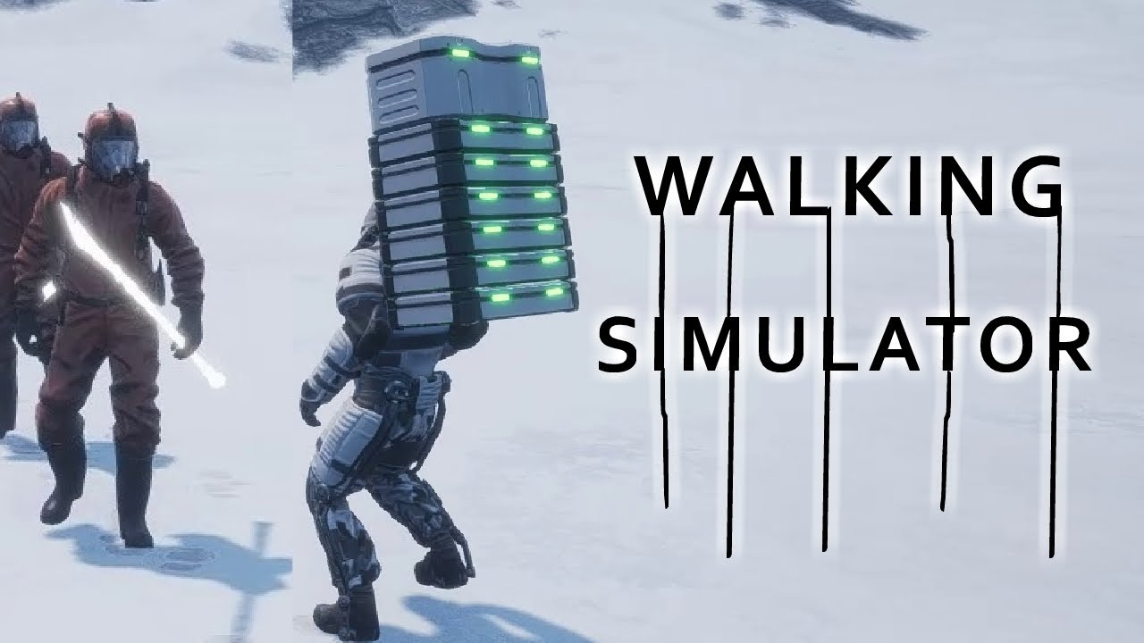 Walking Simulator