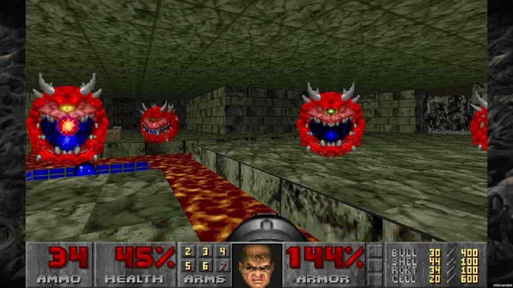 Doom 1993 Shareware