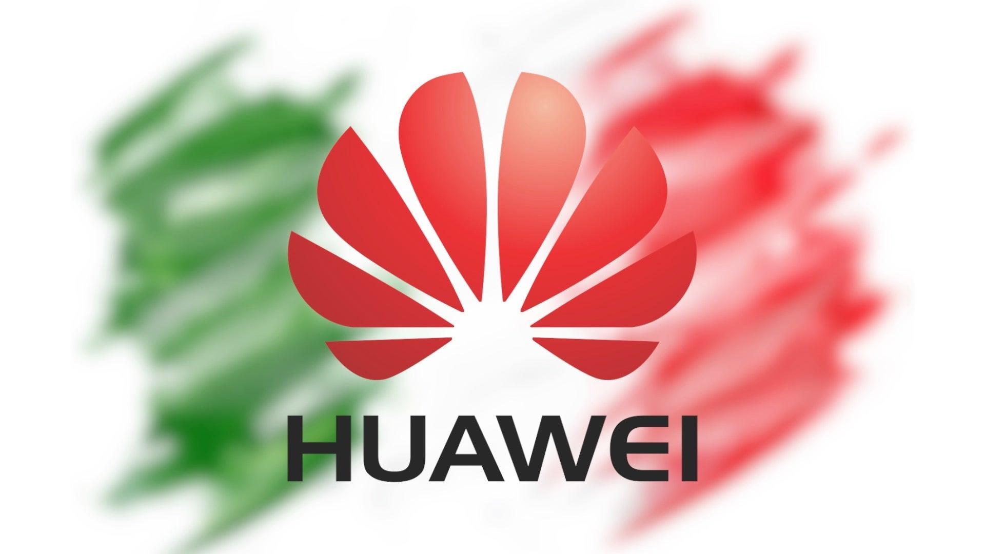 Huawei Italia Coronavirus