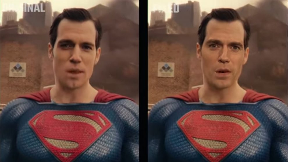 Henry Cavill Justice League