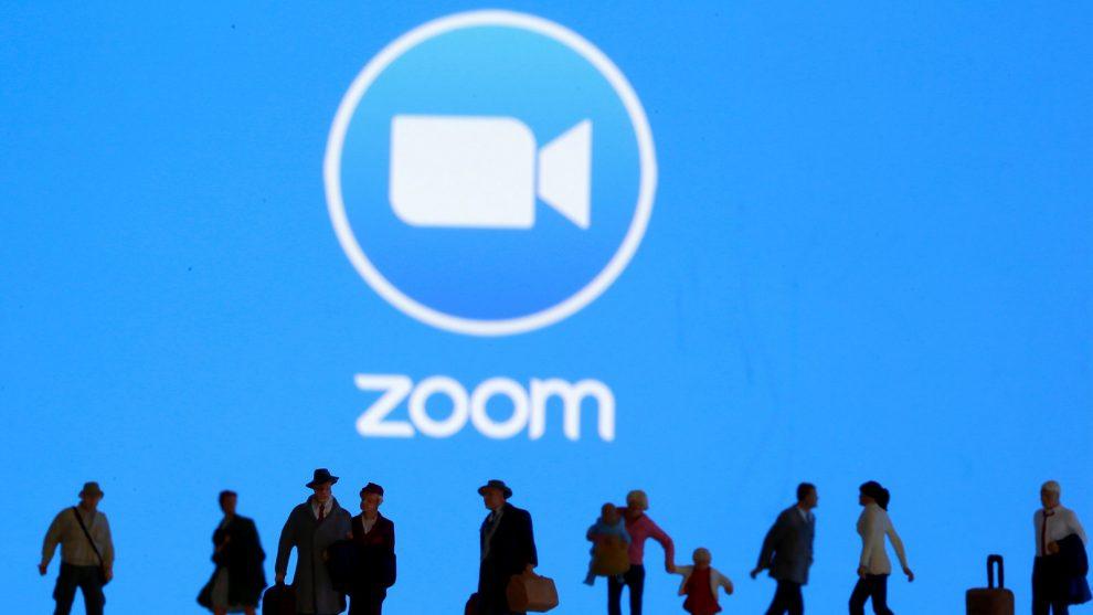 Zoom Zoombombing