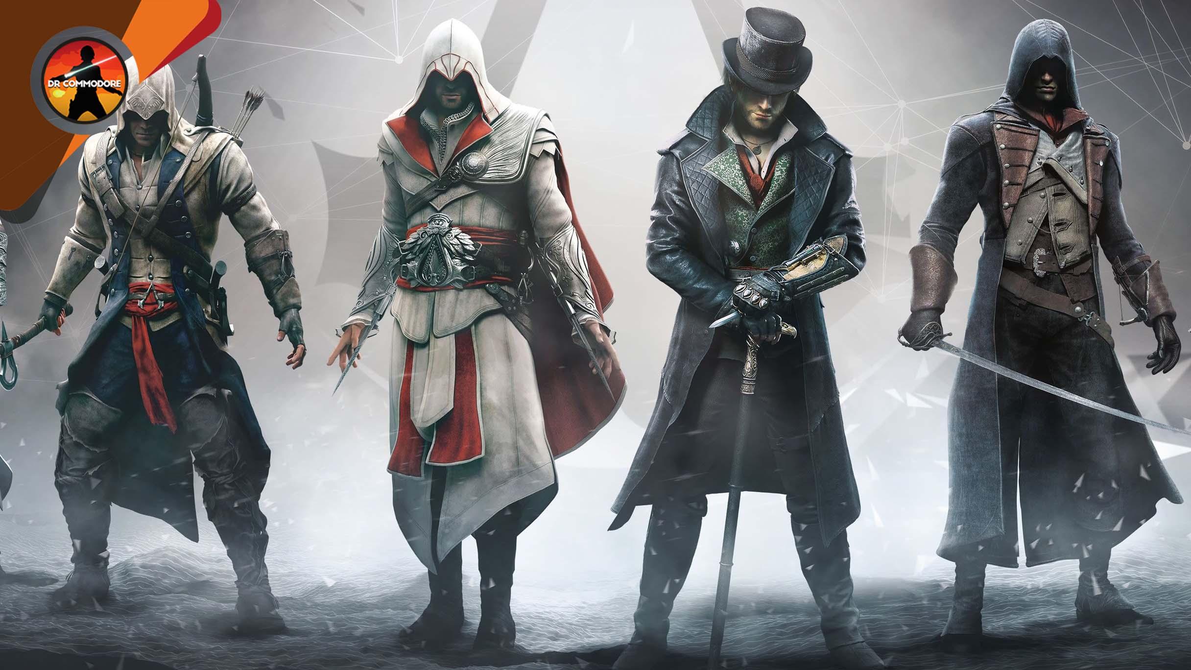 Assassin's Creed Syndicate, immagine di copertina