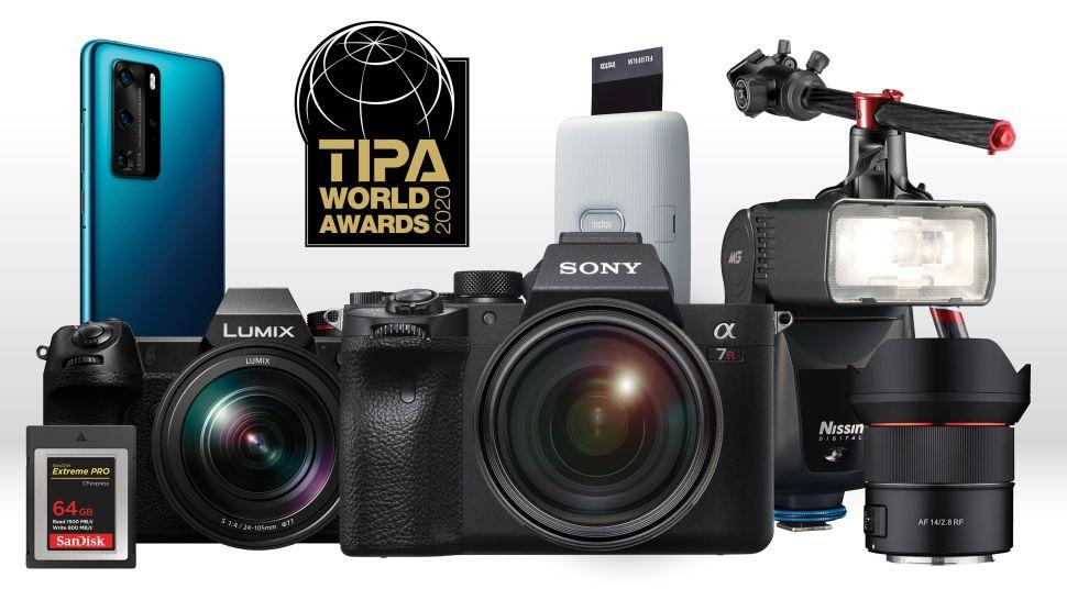 Le migliori macchine per i TIPA World Awards