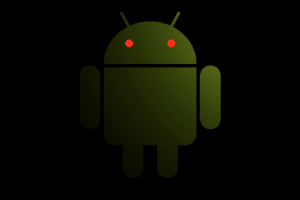 android logo app dannose