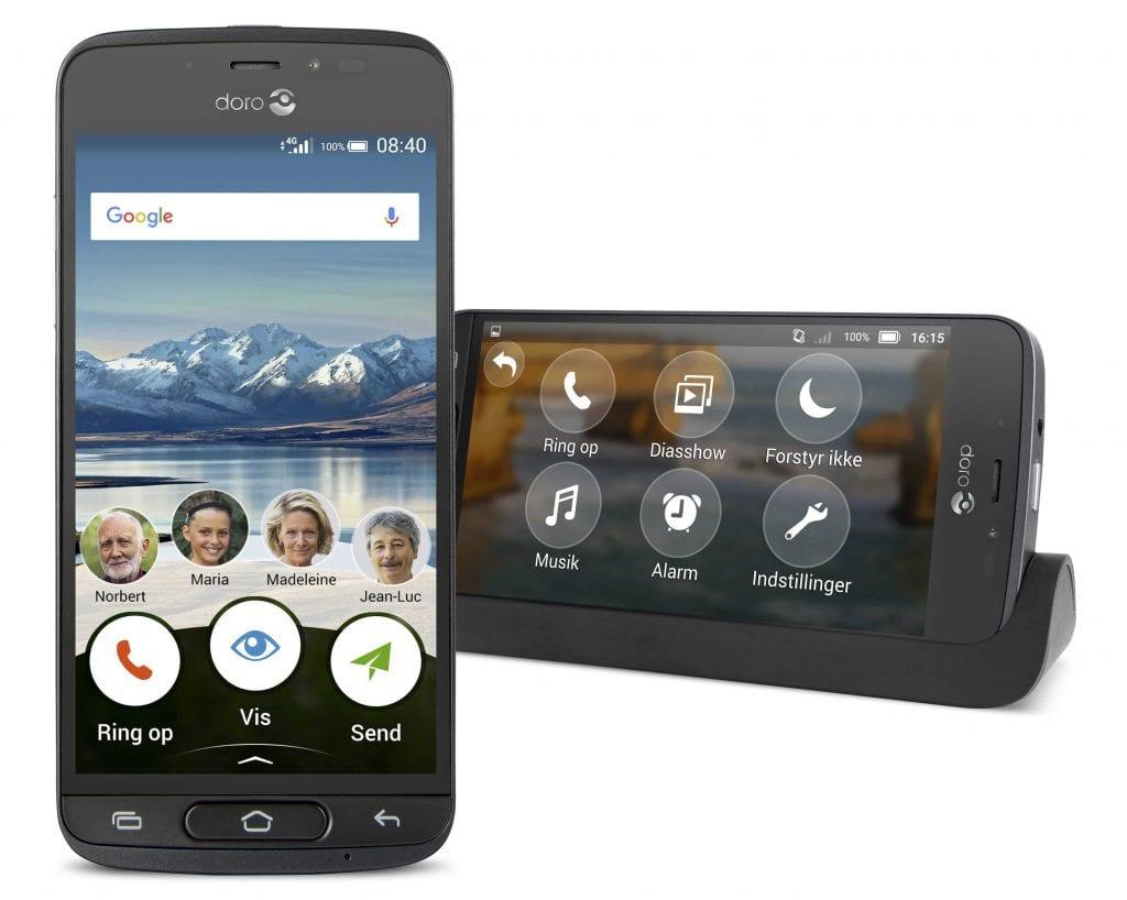 Doro 8040 Smartphone Cellulare per anziani