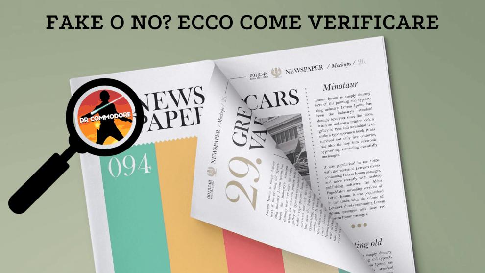 Guida Fake News Notizie Verificate
