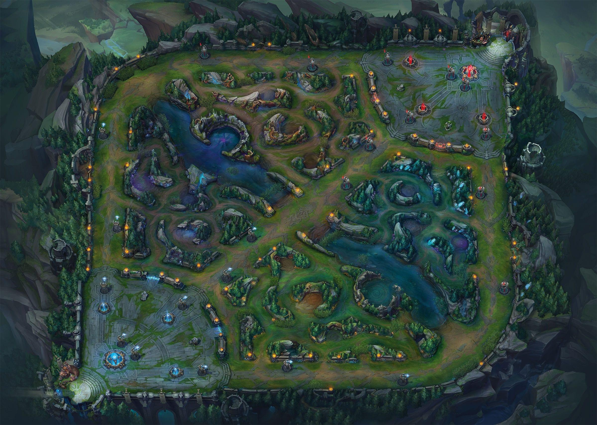 Mappa League of Legends