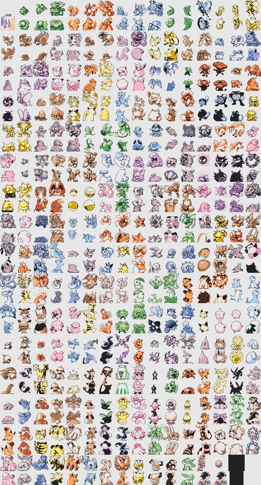 Pokémon Oro e Argento leak