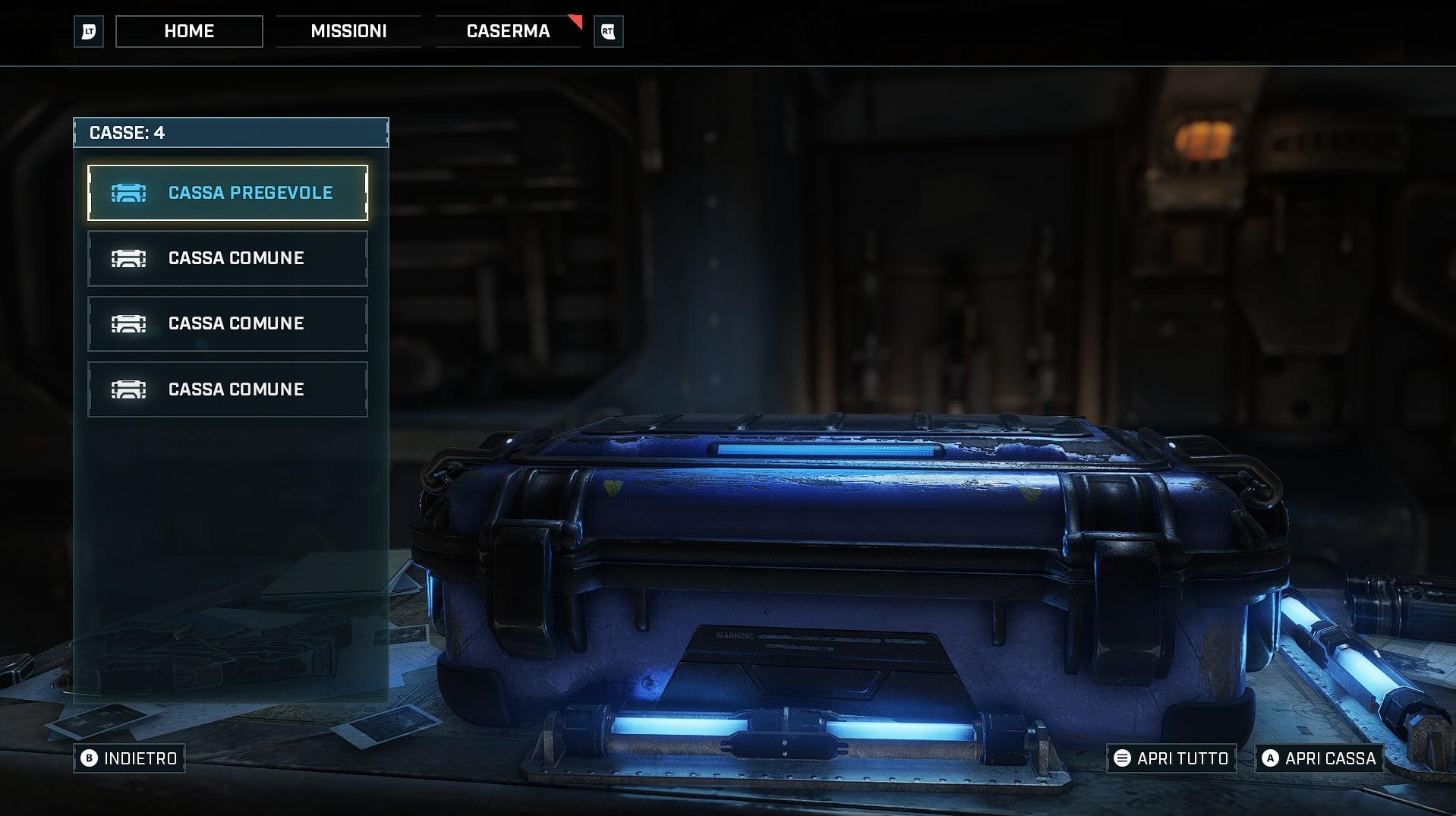 casse in Gears Tactics